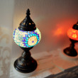 Oriental lamps — Stock Photo