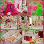 Children's party — Stock Photo
