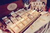 Handmade soaps — Stock Photo