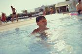 Fun in water — Stock Photo