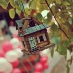 Nesting box — Stock Photo #35161093