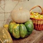 Autumn harvest — Stock Photo #35161195