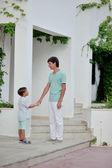 Padre e hijo — Foto de Stock