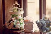 Blommor stilleben — Stockfoto