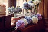 Fleurs nature morte — Photo