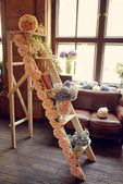 Decorative interior — Stockfoto