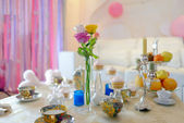 Fiesta de té — Foto de Stock