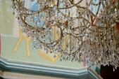Church chandelier — 图库照片