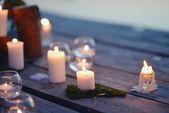 Romantisk picknick — Stockfoto