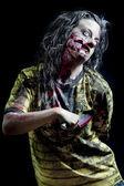 Zombie — Stock fotografie