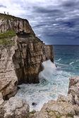 Sea Cantabrico, Suances (Spain) — Photo