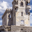 Ancient building of  Tarifa — Stock Photo