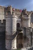 Mota Castle, Spain — Stock Photo