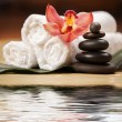 Stock Photo: Spa background