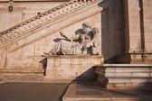 Roman god — Stock Photo