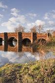 Dorset bridge — Stock Photo