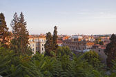 Beautiful panorama of Rome — Stockfoto