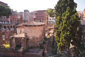 Area Sacra roman ruins — Stock Photo