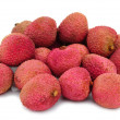 Stock Photo: Litchi fruit