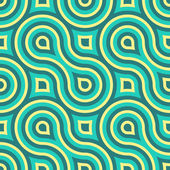 Geometric Seamless Pattern — Vecteur