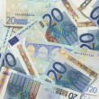 Stock Photo: Euro Bills - 20