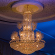 Christal Chandelier - Stock Photo