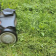 Lawnmower — Stock Video #13657827