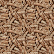 Wooden Pellets Seamless Background — Stockfoto