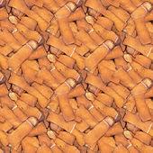 たばこの吸い殻のシームレスな背景 — ストック写真