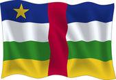 Central African Republic — Stock Vector