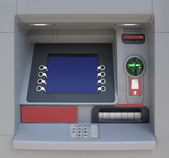 Cash Machine — Stock Photo