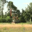 Stock Video: Oil Pump