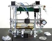 3D Printer — Stock Photo