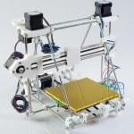 3D Printer Assembly — Stock Photo