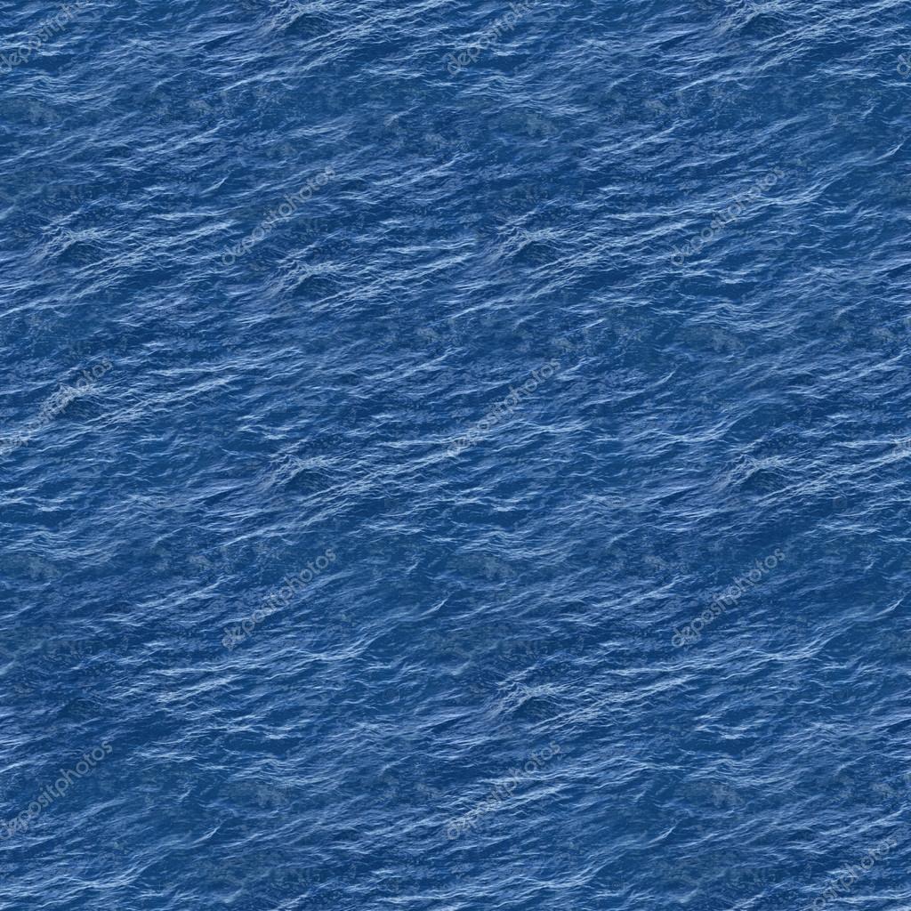 Seamless Water Texture Sea Seamless Texture Stock