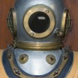 Vintage Diving Helmet — Stock Photo
