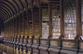 Trinity College Library Dublin — Stock Photo