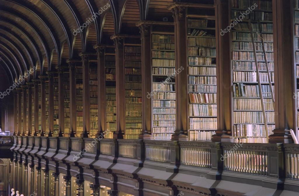 Trinity College Library Book of Kells Trinity College Library