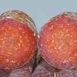 Croatian Kulen Sausage — Stock Photo #44389125