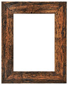 Brown Picture Frame — Stock Photo