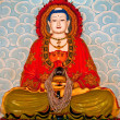 Stock Photo: Guanyin status