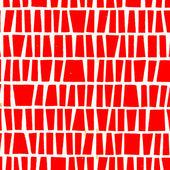 красная текстура керамические — Стоковое фото