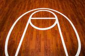 篮球游乐场 — 图库照片