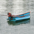 Stock Photo: Boat of fisherman