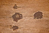 The Texture on wooden board — Stock Photo