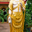 The Kuan yin status - Stock Photo