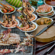 Seafood on boat — Stock Photo #23491653