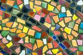 Colorido de azulejos de mosaico — Foto de Stock