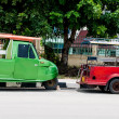 Stock Photo: Tuk tuk in Thailand