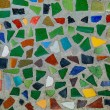 Foto Stock: Colorful of Mosaic tiles